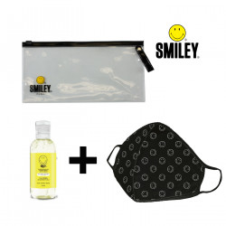 TROUSSE ALL OVER SMILEY