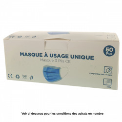 MASQUES JETABLES