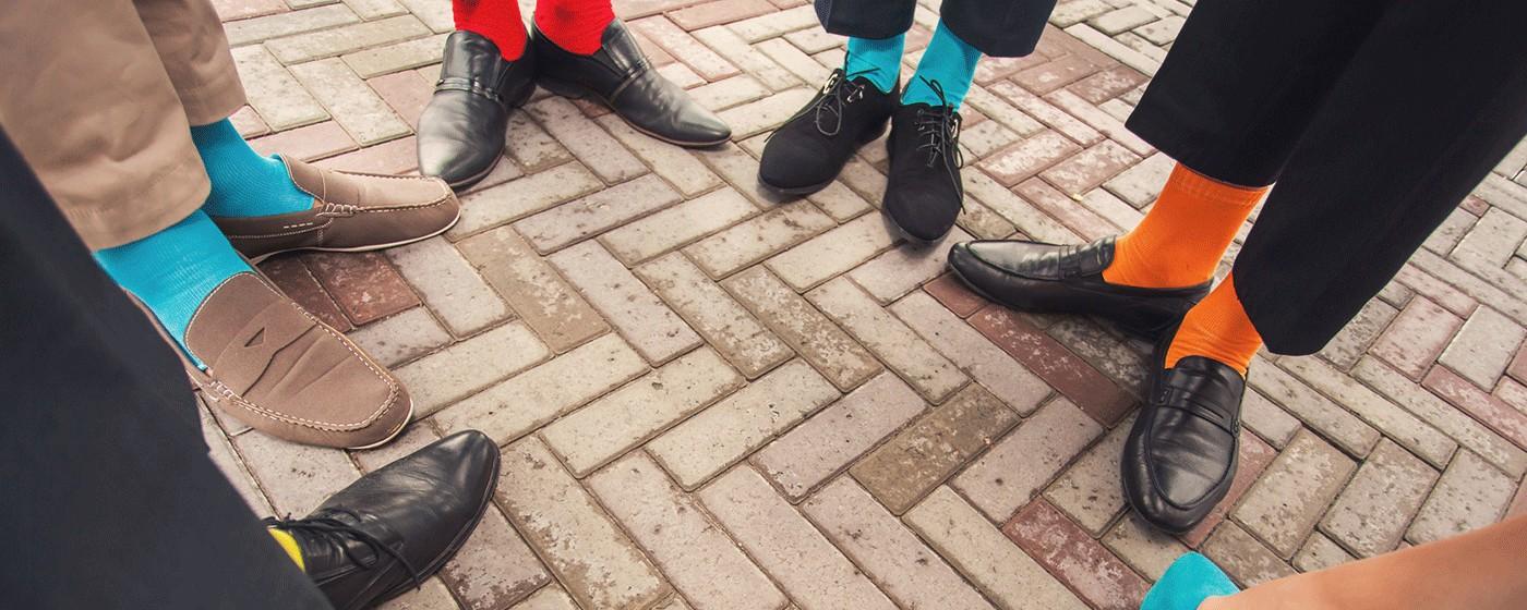 Avantages chaussettes